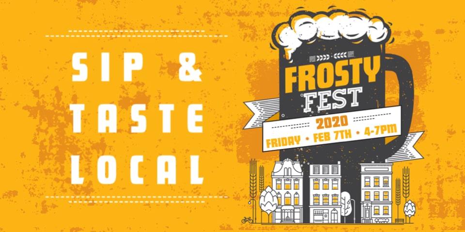 Frosty Fest Sampling