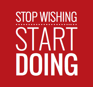 Snap - Stop Wishing Start Doing