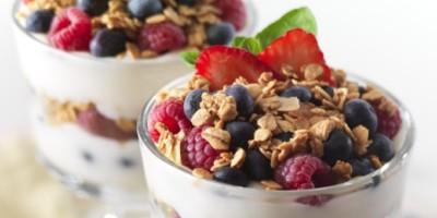 deli yogurt bar