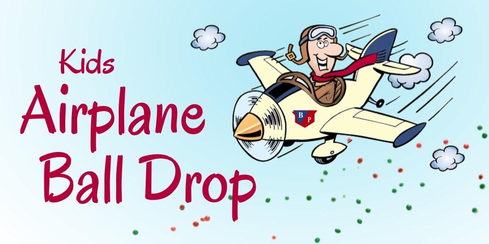 Airplane Ball Drop