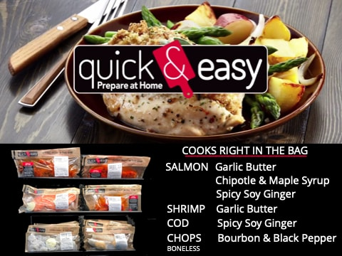 Viking Meats Quick & Easy Meals