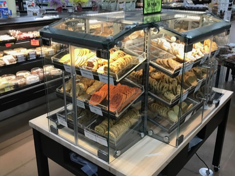 Bakery Fresh Cookie Case