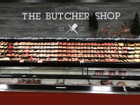 Viking Meat Department