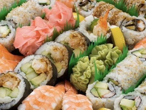 Fresh Sushi Made Daily