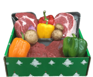 Large Meat Gift Box