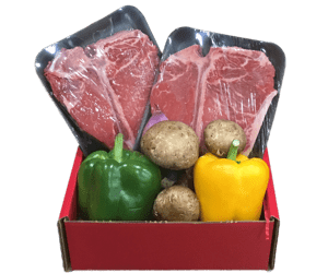 Small Meat Gift Box