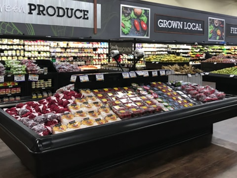 Viking Produce Department