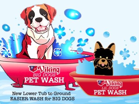 Viking Pet Wash
