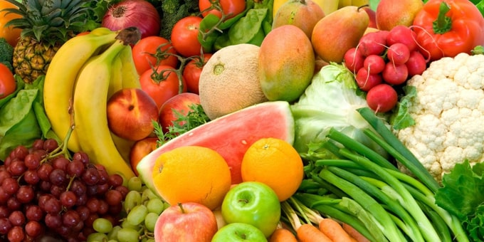Storing Fresh Produce